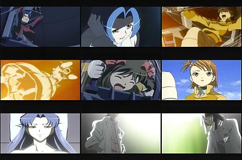 アイドルマスター XENOGLOSSIA11-7