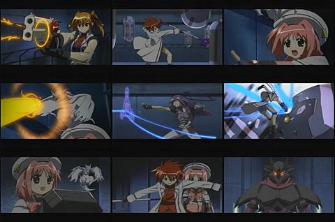 魔法少女リリカルなのはStrikerS11-5